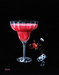 Michael Godard Limited Edition Fine Art Limited Edition Giclee on Canvas Strawberry Margarita (AP)