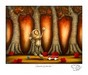 Fabio Napoleoni Limited Edition Giclee on Paper Surrounded By Your Love (Itty Bitty)