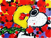 Tom Everhart Limited Edition Lithograph Synchronize My Boogie - In the Morning