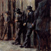 Fabian Perez Limited Edition Giclee on Canvas The Old and the New Boss