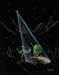 Godard Martini Art Limited Edition Giclee on Canvas That's The Way To Get Abducted (AP)