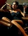 Fabian Perez Limited Edition Giclee on Canvas The Living Room III