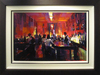 Michael Flohr Art Original Oil on Canvas The Perfect Hour - (Framed) Original