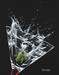 Godard Martini Art Limited Edition Giclee on Canvas Splash (G)