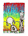Tom Everhart Limited Edition Mixed Media on Paper Twisted Coconut