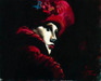 Fabian Perez Limited Edition Giclee on Canvas Venetian Mask