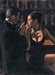 Fabian Perez Limited Edition Giclee on Canvas When the Story Begins