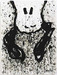 Tom Everhart Limited Edition Lithograph The Watch Dog 6 O'Clock