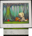 Fabio Napoleoni Limited Edition Giclee on Paper With Love Hope Grows (AP)