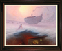 Victor Bregeda Limited Edition Giclee on Canvas Yes, Once More (Noah's Ark)