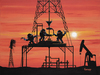 Godard Martini Art Limited Edition Giclee on Canvas You Know the Drill (17.5 x 23.5)