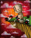 Fabio Napoleoni Limited Edition Giclee on Paper Just A Little Dose of Compassion (SN)