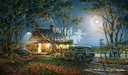 Terry Redlin Limited Edition Print on Paper Autumn Traditions