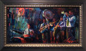 Michael Flohr Art Limited Edition Giclee on Canvas Blue Note