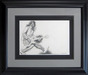 Kruger Fine Art Original Drawing Chuck Berry (Original Drawing)