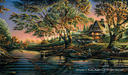 Terry Redlin Limited Edition Print on Paper Close to Paradise