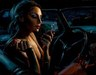 Fabian Perez Limited Edition Giclee on Canvas Darya in Car with Lipstick