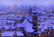 Alexei Butirskiy Limited Edition Giclee on Canvas Distant Steeples