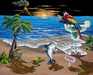 Michael Godard Limited Edition Fine Art Limited Edition Giclee on Canvas Key to Paradise (AP)