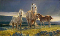 Nancy Glazier Limited Edition Giclee on Canvas Golden Glory