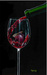 Godard Martini Art Limited Edition Fine Art Giclee Grape Bath (mini print)