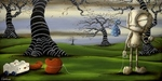 Fabio Napoleoni Limited Edition Giclee on Paper Hope To Find What I Have Been Looking For (PP)