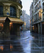 Alexei Butirskiy Open Edition Giclee on Canvas I Love Paris