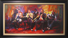 Michael Flohr Art Limited Edition Giclee on Canvas In The Mood
