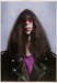 Kruger Fine Art Original Acrylic on Board Joey Ramone(Original)