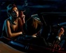 Fabian Perez Limited Edition Giclee on Canvas Late Night