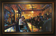 Michael Flohr Artist Limited Edition Giclee on Canvas Luck of the Irish