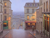 Alexei Butirskiy Limited Edition Giclee on Canvas Montmartre