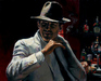 Fabian Perez Limited Edition Giclee on Canvas Man at the Red Bar
