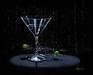 Godard Martini Art Limited Edition Giclee on Canvas Matrix Martini (SN)