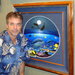 Wyland Limited Edition Giclee on Canvas Moonlight Celebration