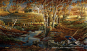 Terry Redlin Limited Edition Print on Paper Nature's Sentinel