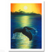 Wyland Limited Edition Giclee on Canvas New Dawn