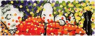 Tom Everhart Limited Edition Lithograph Pillow Talk