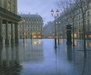 Alexei Butirskiy Limited Edition Giclee on Canvas Place Vendome