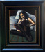 Fabian Perez Limited Edition Giclee on Canvas Princess Diaries VI (Luciana's Diaries)