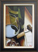 Arvid Wine Art Limited Edition Giclee on Canvas Private Study (AP) Hand Enhanced Edition