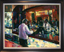 Flohr Art Limited Edition Giclee on Canvas Reflections