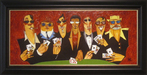 Todd White Limited Edition Giclee on Canvas A Shady Table (AP)