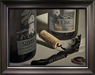 Arvid Wine Art Limited Edition Giclee on Canvas Silver Lining (SN)