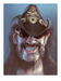 Kruger Fine Art Limited Edition Giclee on Paper Smiling Like A Killer
