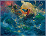 James Coleman Limited Edition Giclee on Canvas Sorcerer Symphony