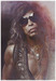 Kruger Fine Art Limited Edition on Illustration Board Steven Tyler