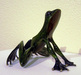 Frogman - Tim Cotterill Sculpture Sweet Pea