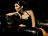 Fabian Perez Limited Edition Giclee on Canvas Tess III