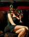 Fabian Perez Limited Edition Giclee on Canvas Tess VII